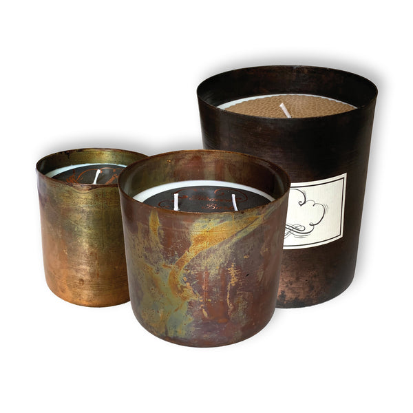 Himalayan Copper Patina Homestead Tumbler Candle - 6 scents