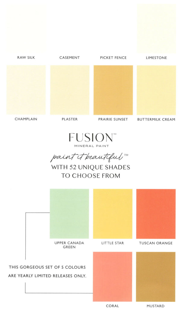 Fusion Mineral Paint - Tester/Sample 37mL