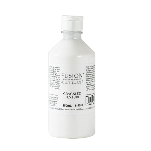 Fusion Crackled Texture - 250 ml