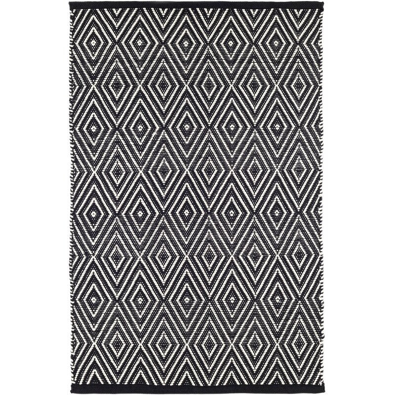 Diamond Pattern Indoor/Outdoor Rugs