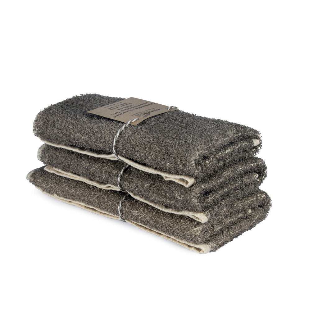 Axlings Sweden Linen Terry Guest Towels