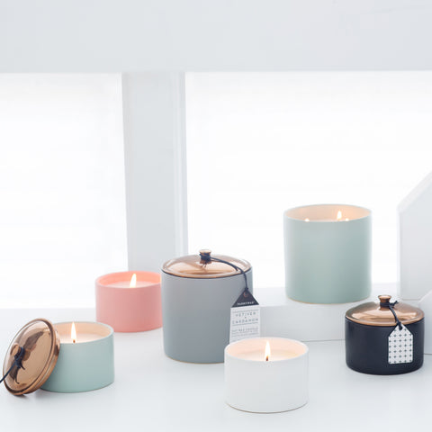 Hygge Ceramic Candles