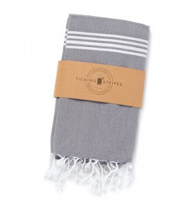 Ticking Stripes Fouta Towels