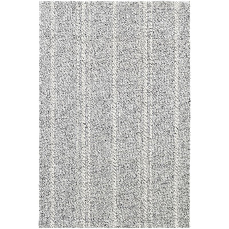 Melange Stripe Pattern Indoor/Outdoor Rugs