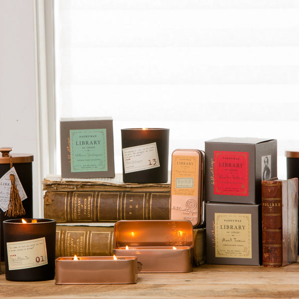 Candles Library Collection