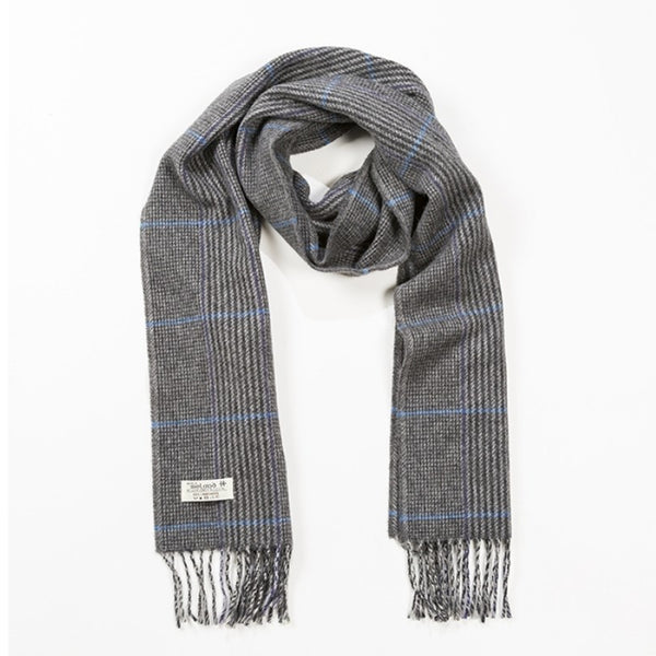 John Hanly & Co Lambswool Scarf