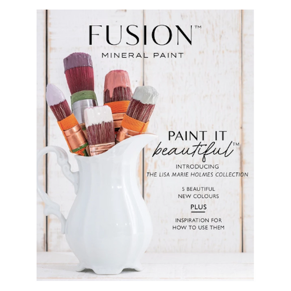 Fusion Mineral Paint: Introducing the Lisa Marie Holmes Collection