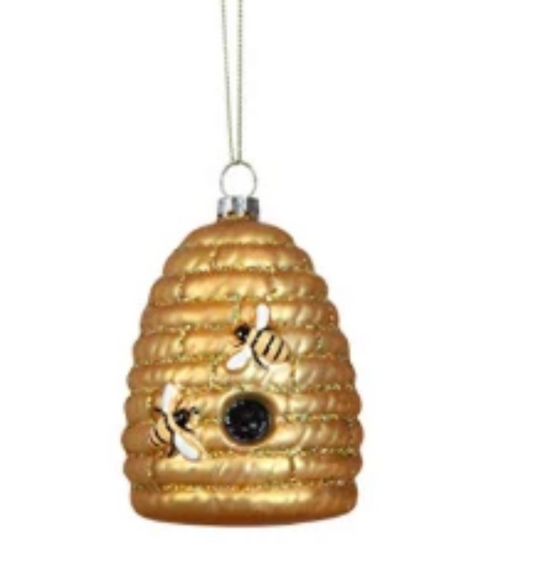 Beehive Ornament