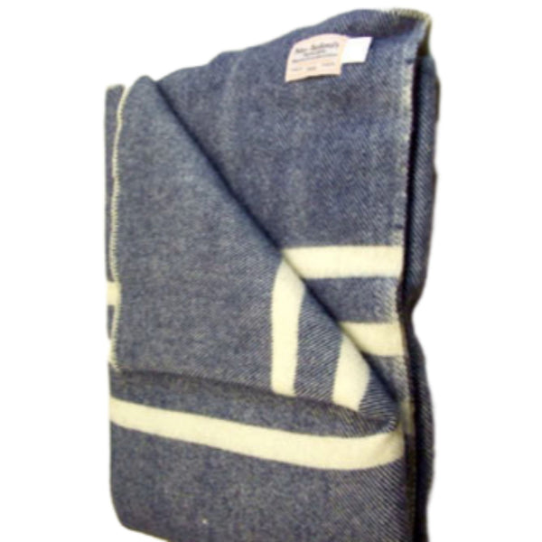MacAusland's Wool Throw