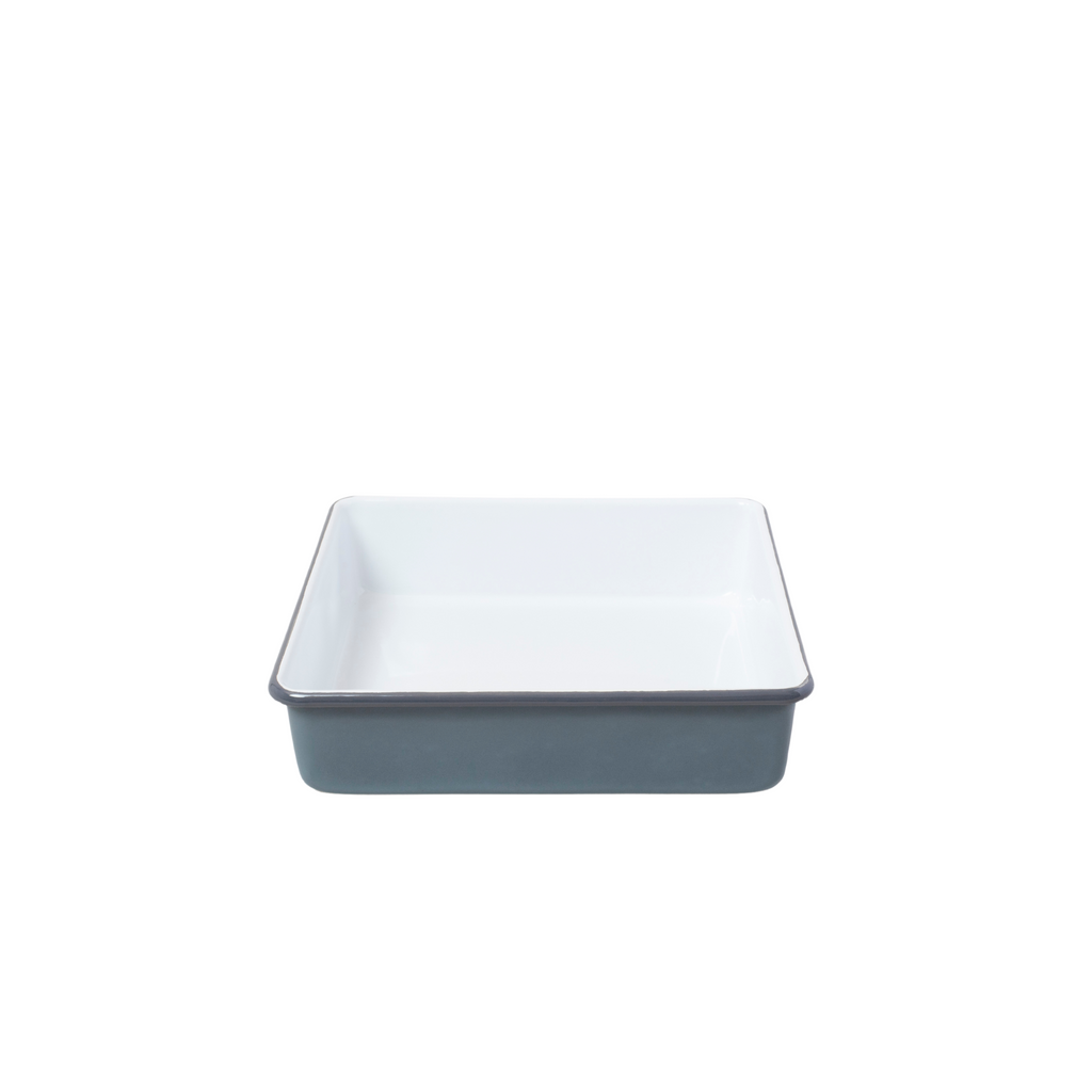Enamel Square Bake Tray