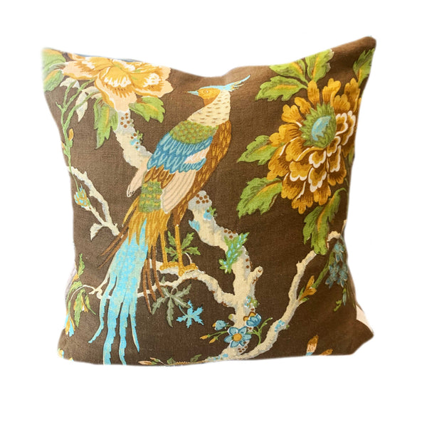 Vintage Fabric Pillow .02