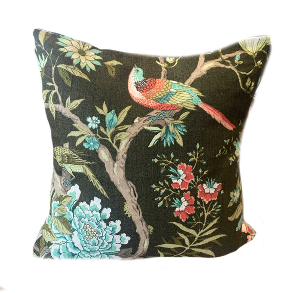 Vintage Fabric Pillow .03