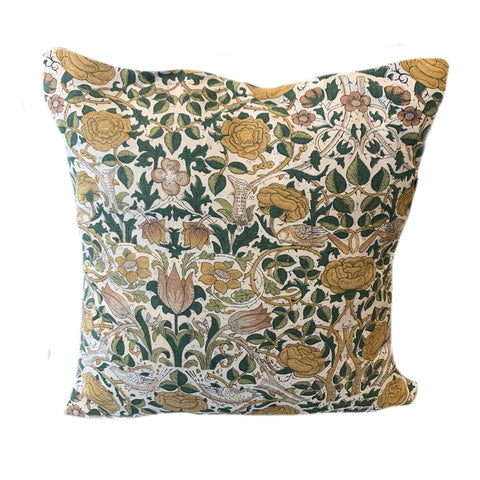 Vintage Fabric Pillow .04