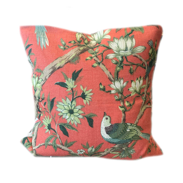 Vintage Fabric Pillow .06