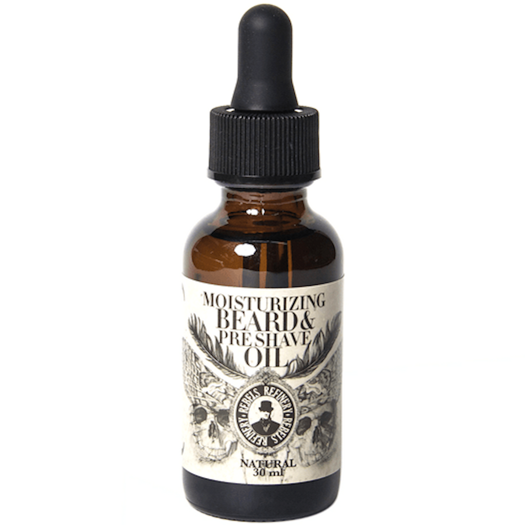 Moisturizing Beard and Pre-Shave Oil