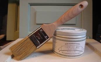 MMS Paint & Wax Brushes
