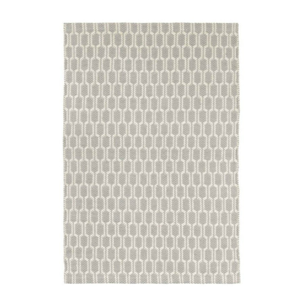 Terra Grey Woven Cotton Rugs