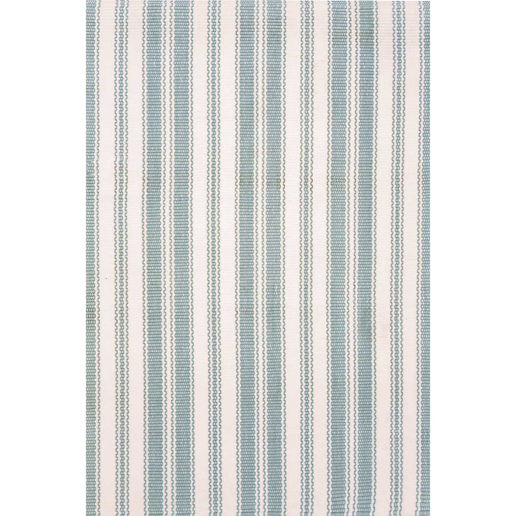 Lighthouse Light Blue Indoor/Outdoor Rug