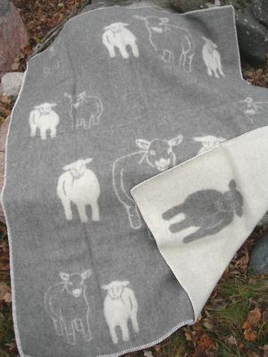 Sheep & Lamb Blanket
