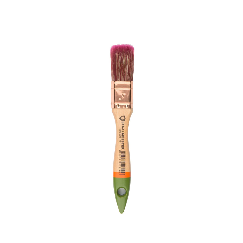 Staalmeester Flat Series 2010 Paint Brushes