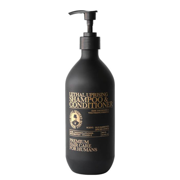 Lethal Uprising Shampoo & Conditioner