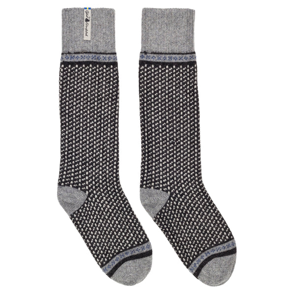 Skafto Pattern Swedish Socks Oejbro Vantfabrick