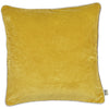 Velvet Cushion Cover 60x60 cm