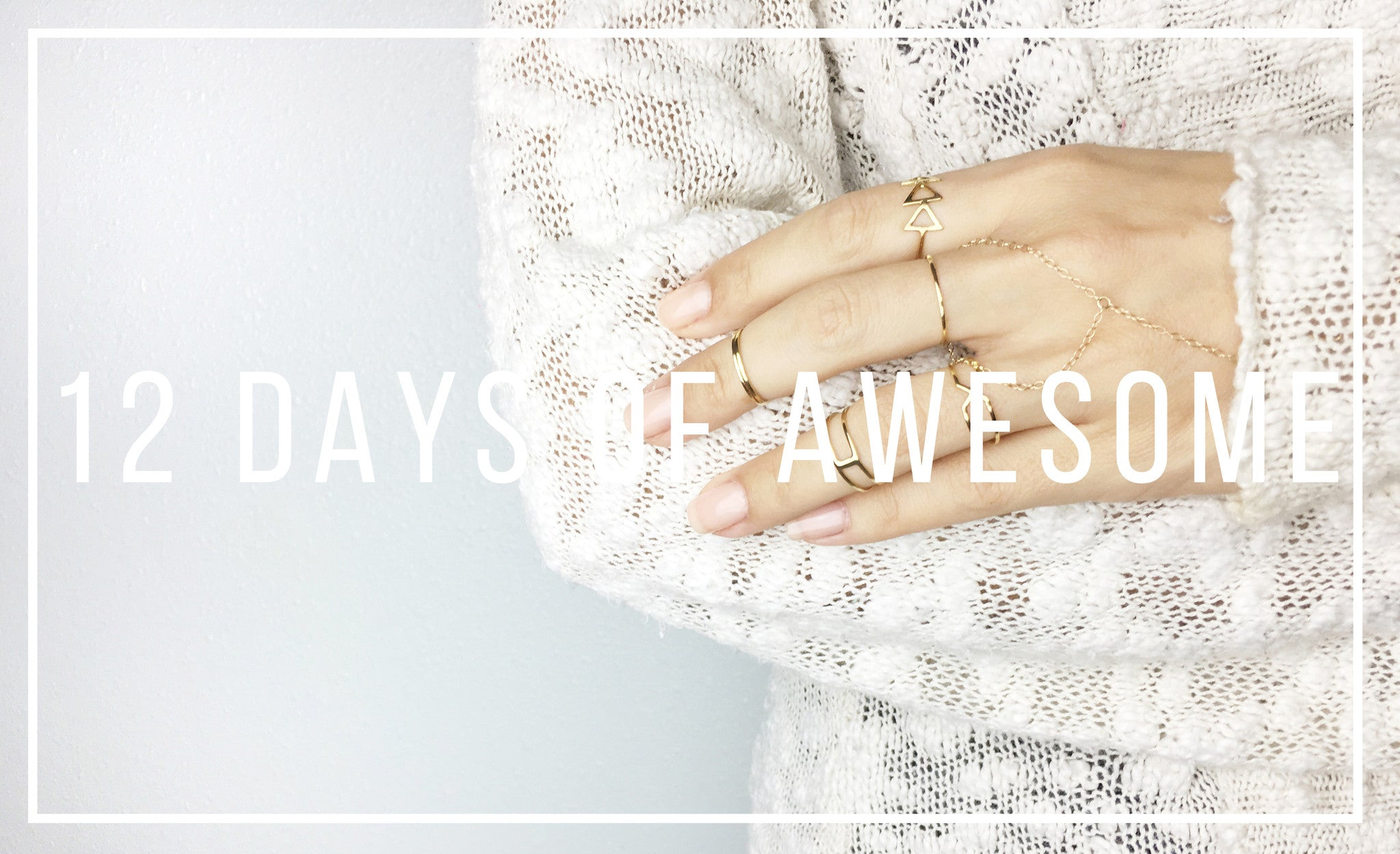 12 Days of Awesome