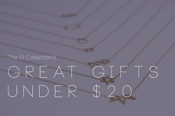 Gifts Under $20 - The Pi Collection
