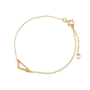 Mini Scalene Bracelet