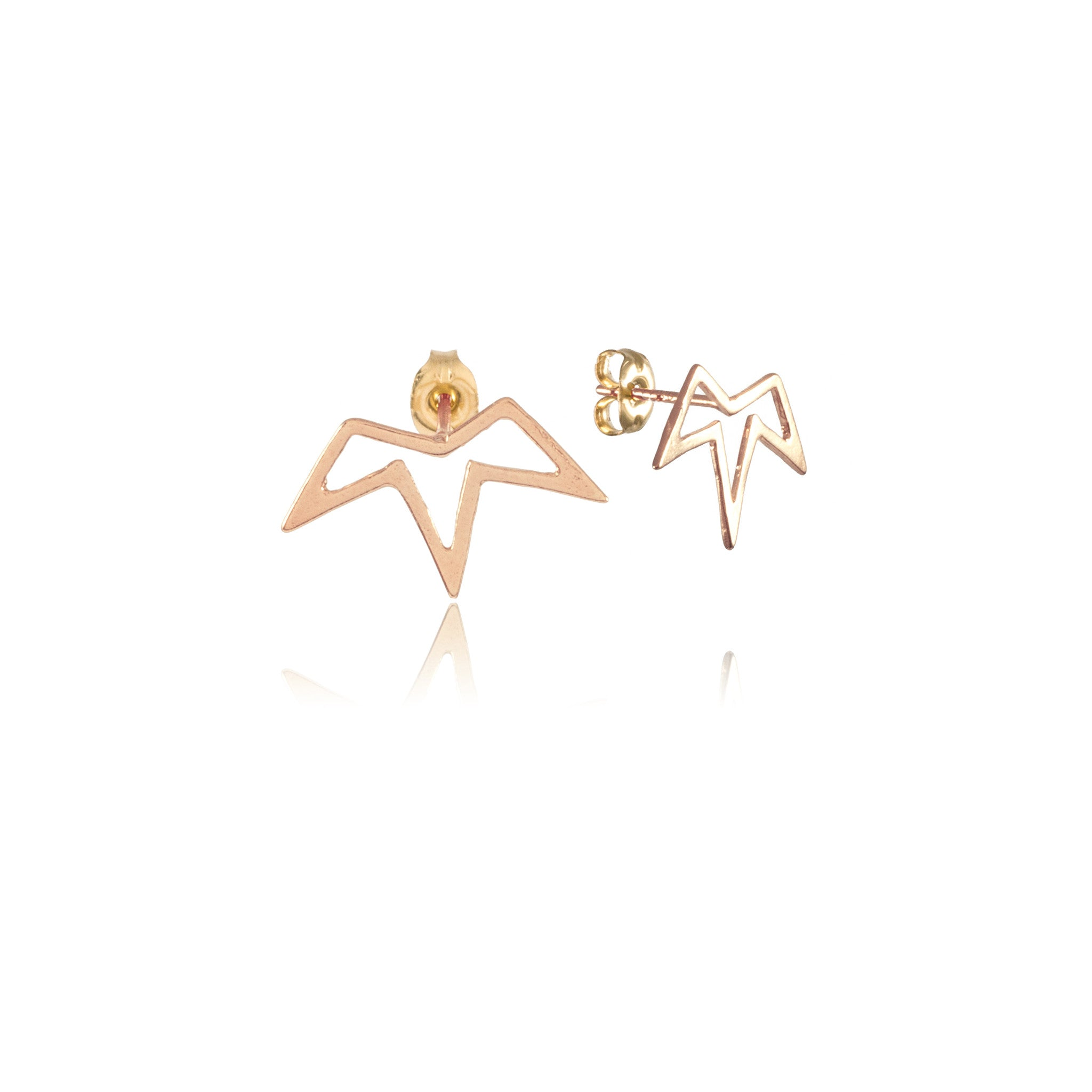 Spur Earrings