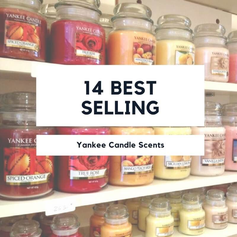 14 Best Top Selling Yankee Candle Scents