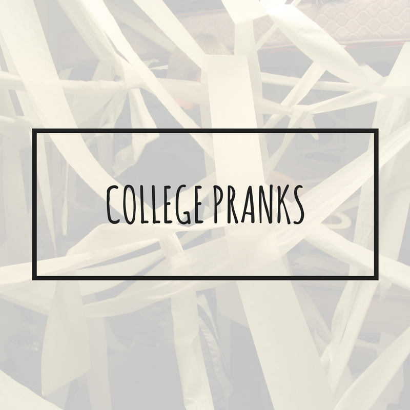 10 Hilarious Pranks To Play On Your College Roommates