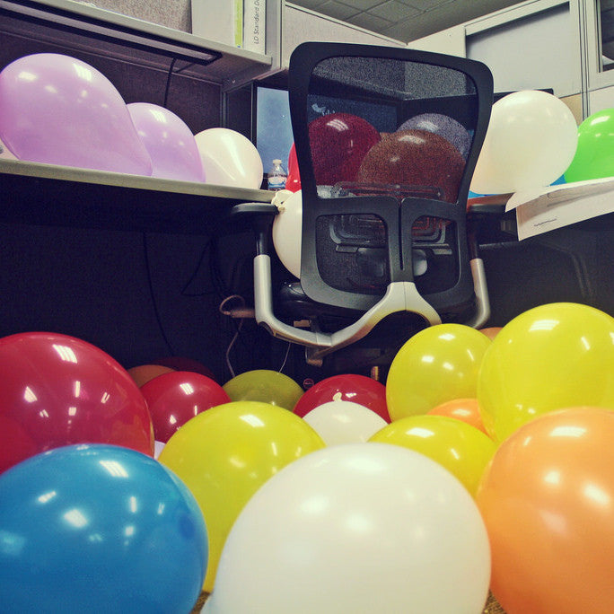 Funny Pictures Of Real Office Pranks