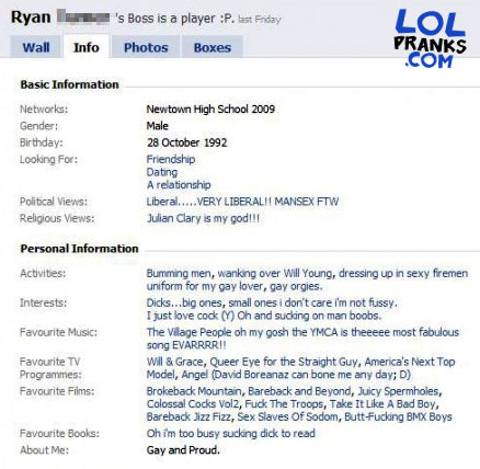 best-hilarious-gay-facebook-rape-frape-info-interests-lol