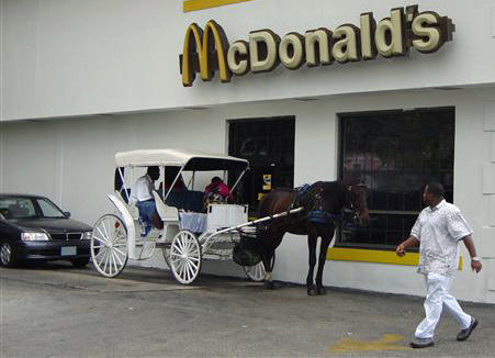 funny-drive-thru-fast-food-mcdonalds-prank-horse-and-cart