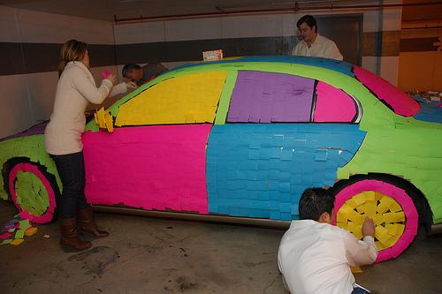 harmless-car-prank-funny-practical-joke-post-its