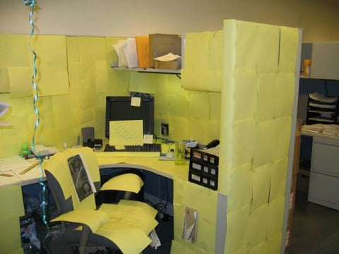 The Only List of Office Prank Ideas You\'ll Ever Need – WTF Prank ...