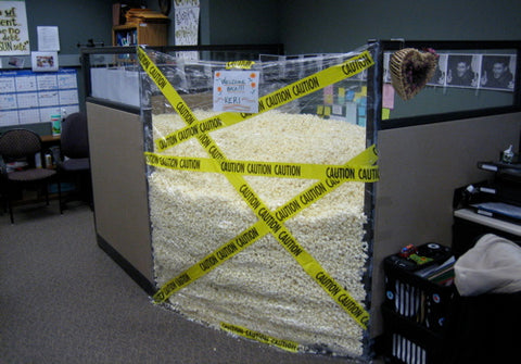 office-cubicle-warning-prank-co-worker-practical-trick-filled-with-popcorn
