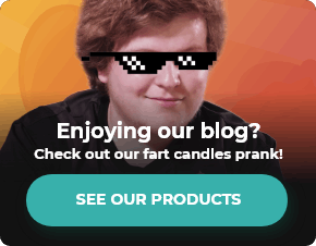 The 8 Best Mail Order Pranks - Good To Bad Scent Candles