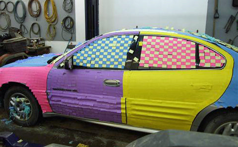 ultimate-car-post-it-prank-practical-joke-sticky-notes-post-its