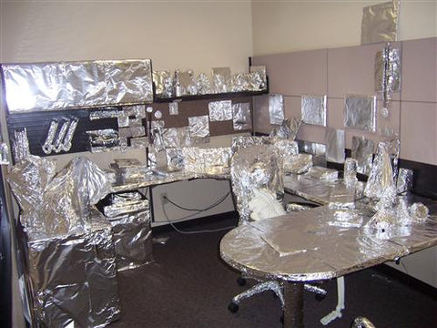 work-office-prank-tin-foil-awesome-hilarious-practical-joke