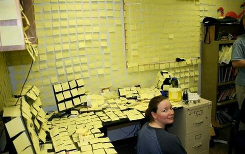 yellow-post-it-notes-covered-office-walls-funny-real-prank