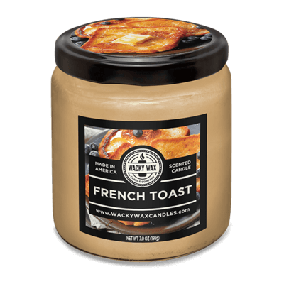 french scented candle