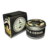 Balsam & Cedar to Skunk Spray Prank Candle with Gift Box
