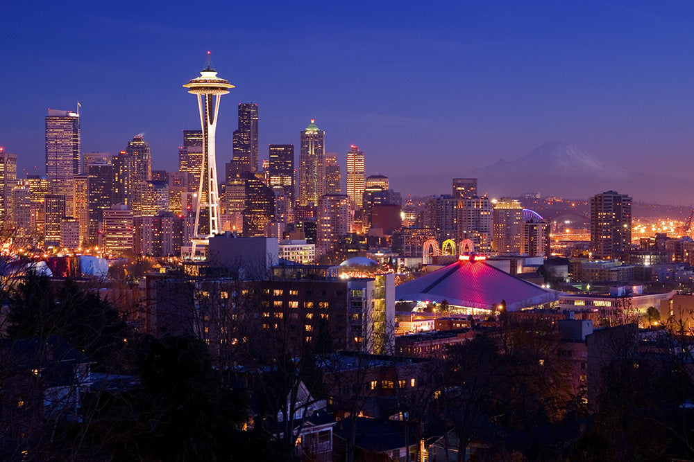 Seattle Seattle Space Needle And Spaghetti Dinner At Buca Di Beppo YMT Va