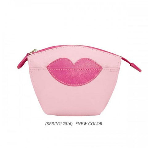 Coin Purse W/ Hot Lips