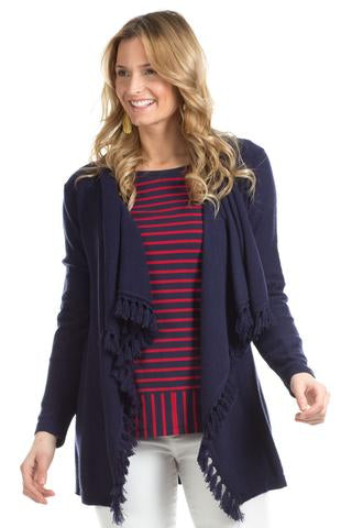 Ashley Tassel Sweater