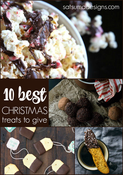 10 Best Christmas Treats to Give