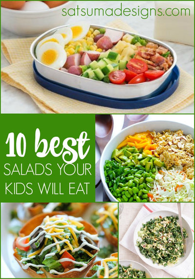 10 Best Salads Your Kids Will Eat